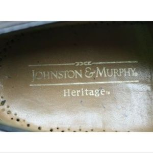 Johnston & Murphy Shoes - Johnston & Murphy Heritage Men's Dress Shoes Sz 11